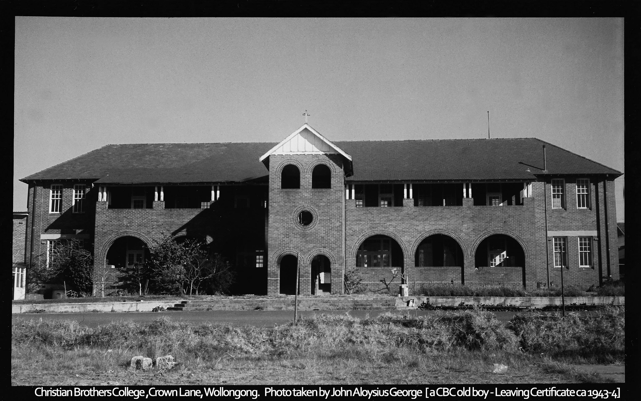 Archive image of Edmund Rice College