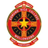 Edmund Rice College logo