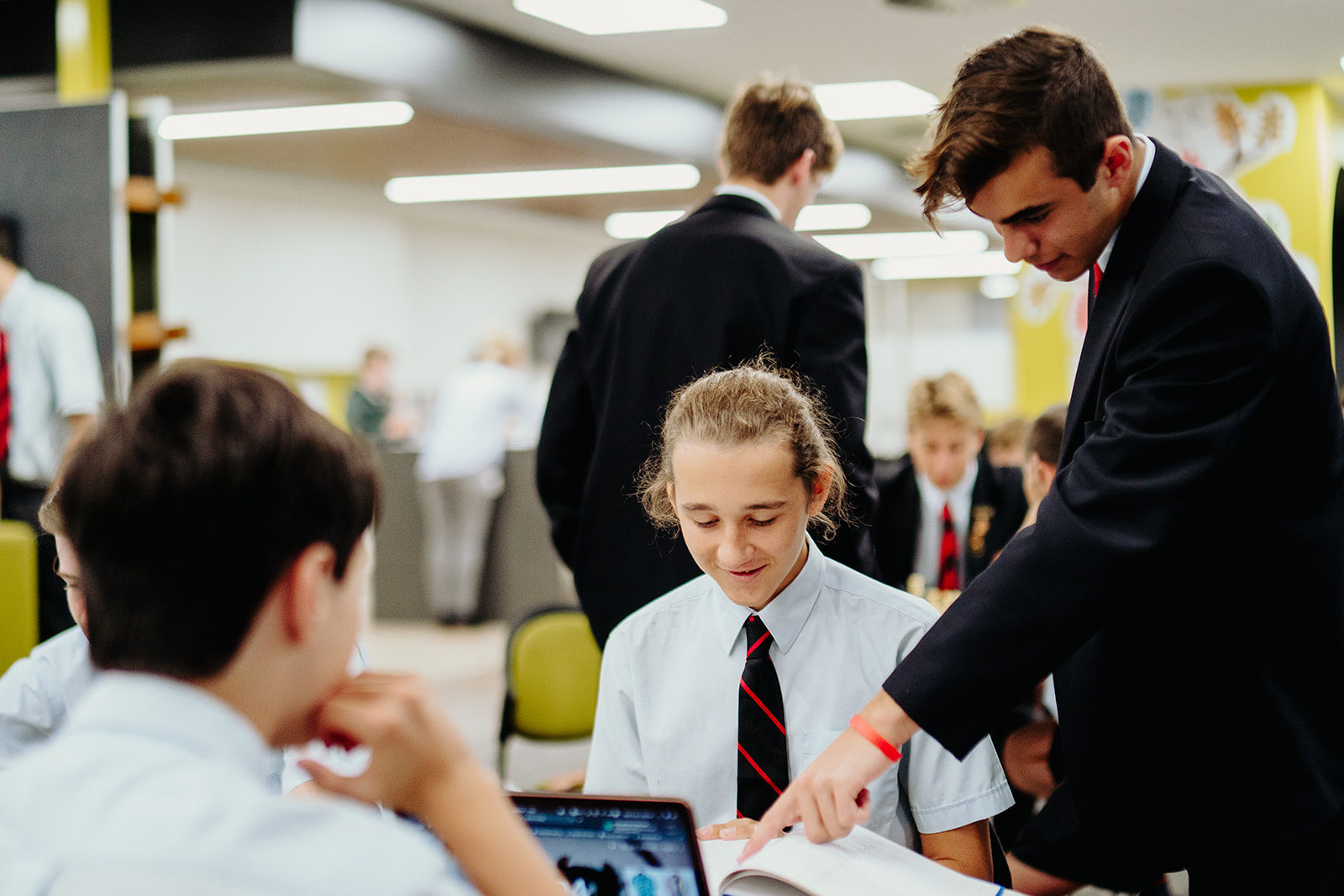 Craft Digital Marketing – Edmund Rice College