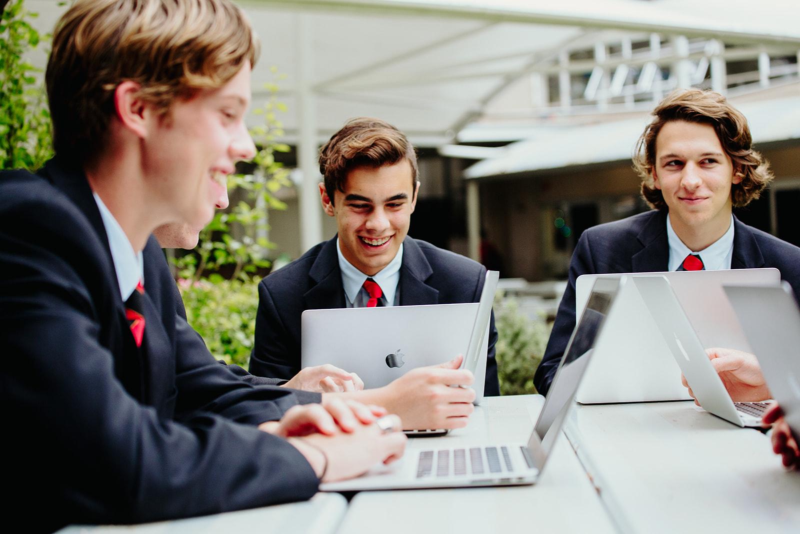 Craft Digital Marketing – Edmund Rice College